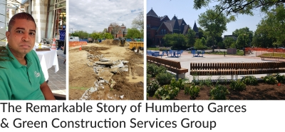 The Entrepreneur from Buenaventura The Contractor History The Remarkable Story of Humberto Garces & Green Construction Services Group