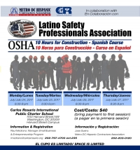 OSHA 10 Hours for Construction - Spanish Course